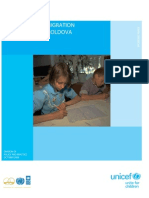 The Impacts of Migration on Children in Moldova(1)