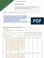 PIS e Cofins Por Produtos - Com Natureza de Receita