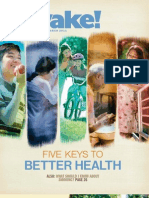 Five Keys to BETTER HEALTH