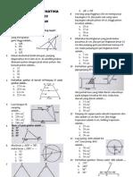 soal matematika unas 2013 TES SKL 12-18