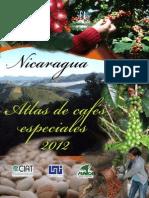 Atlas de café especiales de Nicaragua