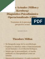 Teóricos Actuales (Millon y Kernberg)