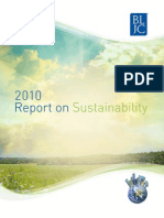 Brookfield Johnson Controls 2010 Sustainability Report