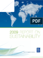 2009 Sustainability Report