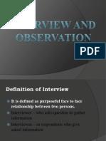 Mor(Interview&Observation)1