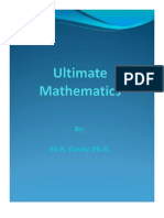 The Ultimate Mathematics of the Quran