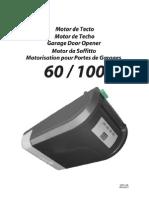 PROGRAMAÇÃO PORTÃO  GARAGEM MOTORLINE
