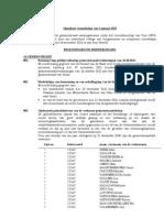 Verslag Installatievergadering 2 Januari 2013 Genk