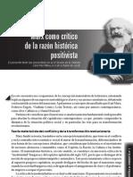 Marx Critic o