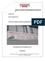 Anexo 10. PRO-005 Protocolo Manejo Seguro de Herramientas Manuales