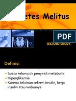 Diabetes Melitus Liza