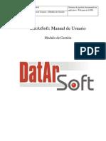 Manual Datarsfot