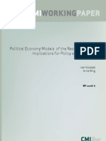 3291 Political Economy Models of the Resource Curse