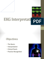 EASY EKG INTERPRETATION