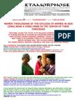 Hindu Religious Mark on the Forehead 15-Women Theologians Wear