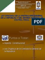 Contraloria y Control Fiscal