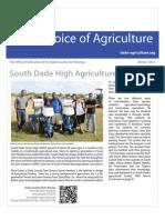 Dade County Farm Bureau  The Voice of Agriculture- Winter 2013