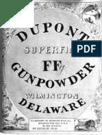 Dupont Superfine FFg Powder