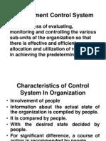 Management Control System Pdf