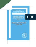 Formulario terapéutico institucional para el primer nivel de atención en salud