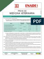 Enade2007 Prova Medicinaveterinaria