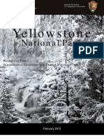 Yellowstone National Park Winter Use Plan/Supplemental EIS