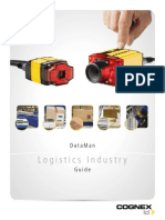 DataMan Logistics Industry Guide