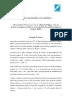 Projeto PSD CDS Turismo Religioso