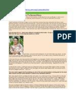 Q&A With Manjula Padmanabhan