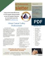 CVP Newsletter February