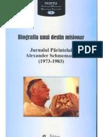 34110983 Jurnalul Parintelui Alexander Schmemann