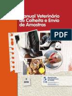Manual Veterinario de Colheita e Envio de Amostras