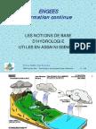 Notions de Base d'Hydrologie Utile en Assainissement