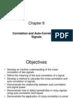 KS Chapter 8 Correlation Auto Correlation