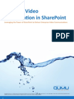 SharePoint Video Collaboration.pdf