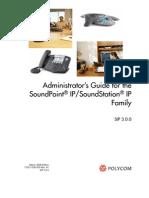 Polycom IP phone Admin Guide