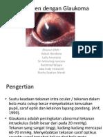 ASKEP Klien Dengan Glaukoma
