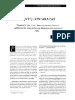 Los Tejidos Paracas