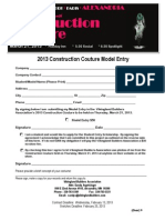 VBA Model Entry Form 2013