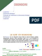Biosensor i