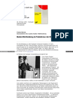 Europa im Griff der Mafia - Frieder Birzele - Baden-Württemberg im Fadenkreuz der Mafia - lpb_bw_de