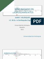 1. DBD - FUNDAMENTOS DEL DISEÑO SISMICO