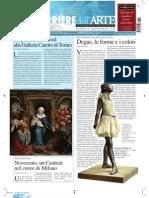 La Pittura del Nord alla Galleria Caretto di Torino
