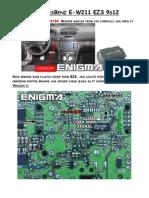Mercedes E-w211 Ezs 9s12