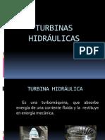 Diapositivas de Turbinas Hidraulicas