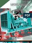 Plantas eléctricas y tableros de transferencia SELMEC
