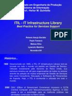ITIL Service Suporte