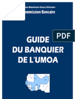 Guide Banquier