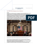 Your White House Immigration Action Newsletter
