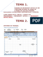 Clase de Excel 1